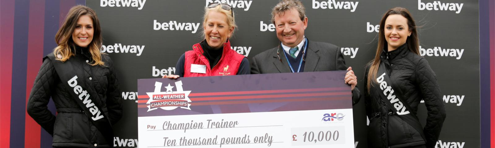 Mark Johnston - All-Weather Championships Champion Trainer in Season 4